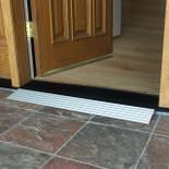 Door Threshold Ramp, Modular Threshold Entry Ramp, EZ Access, 1 inch