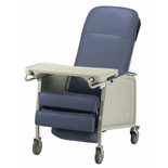 Basic 3-Position Recliner, Blueridge