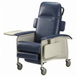Clinical 3-Position Recliner, Blueridge