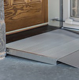 Modular Scooter Ramps, Angled Threshold Entry Ramp, EZ Access, 3.5 Inch