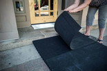 Modular Threshold Entry Mat Riser, EZ Access 2.25 Inch