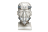 Amara Full Face Mask with Headgear, Silicone, Petite S-L