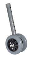 "Heavy Duty Bariatric 5"" Walker Wheels - 10118sv