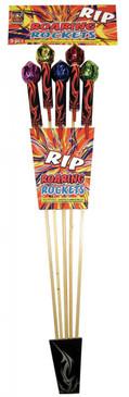 Rip Roaring Rockets, 5 unidades