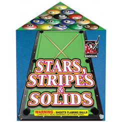 Stars Stribes and Solids