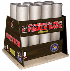 Commercial Grade Finale Rack