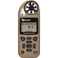Kestrel 5700 Elite Weather Meter with Applied Ballistics and LiNK, Tan