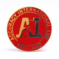 Accuracy International Tie Pin