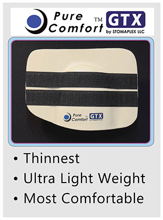 Pure Comfort GTX Ostomy Belt and Stoma Guard