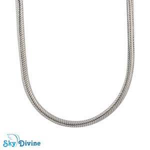 Sterling Genuine Silver Silver chain SDASC03 SkyDivine Jewellery