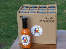 Case (12 ea) 5oz Buffalo Wing sauce