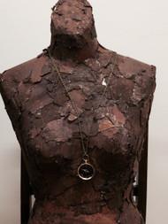 True North compass necklace