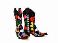 Custom Boho Gypsetter Cowgirl Boots