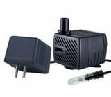 F&Q 508E (40GPH) W/LIGHT (SEE JEBAO PP300L)