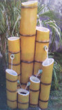 "46"" Large Bamboo Fountain GRN715"