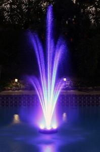 """""""Better"""" 6 LED Light Floating Fountain Ring"""