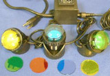 Jebao JPL1-3 3X10 Watt Submersible Light Kit