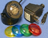 Jebao PL1LED Led Light w/ Colored Lenses