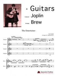 The Entertainer by Joplin/Brew