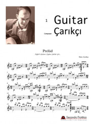 Prelude for Ceyhun Şaklar by Çarıkçı