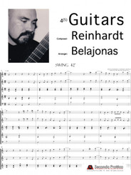 Swing 42' by Reinhardt/Belajonas