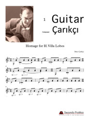 Homage to H. Villa-Lobos by Çarıkçı