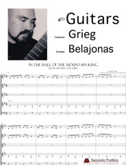 In The Hall of The Mountain King by Grieg/Belajonas