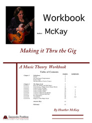Making it Thru the Gig Chapter 1 and 2 by McKay