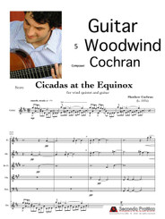 Cicadas at the Equinox by Cochran