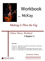 Making it Thru the Gig Chapter 3 by McKay