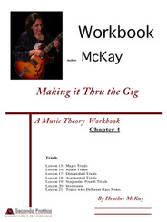 Making it Thru the Gig Chapter 4 by McKay