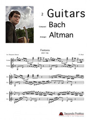 Fantasia BWV 906 by Bach/Altman