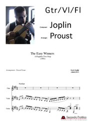 The Easy Winners by Joplin/Proust