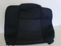 2005-2009 Ford Mustang V6 Lx Rear Seat Side Back Black Cover L0115441AA015B8