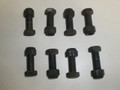 1994-2004 Ford Mustang Rear End Backing Plate Brake Caliper Mounting Bracket Bolts Set