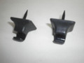 1994-2004 Ford Mustang Convertible Sun Visor End Clips Catch Left & Right Gt Lx Cobra