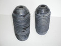 1996-1999 Subaru Legacy Outback Front Shock Dust Boots Left & Right Covers 20322 AA000