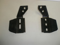 1971-1972-1973 Ford Mustang Dash Side Mounting Brackets Left Right
