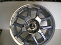 2007 GT500 Style Chrome Aluminum Wheel - 18x9.5 (05-14 All) Topline Shelby JJ V1146-89 (ONE)
