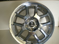2007 GT500 Style Chrome Aluminum Wheel - 18x9.5 (05-14 All) Topline Shelby JJ V1146-89 (ONE) Has Some Lip Damage