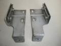 1996-1999 Ford Taurus Front Core Radiator Support Frame Mounting Brackets Left & Right F6DB-806-J F6DB-8B381-AJ