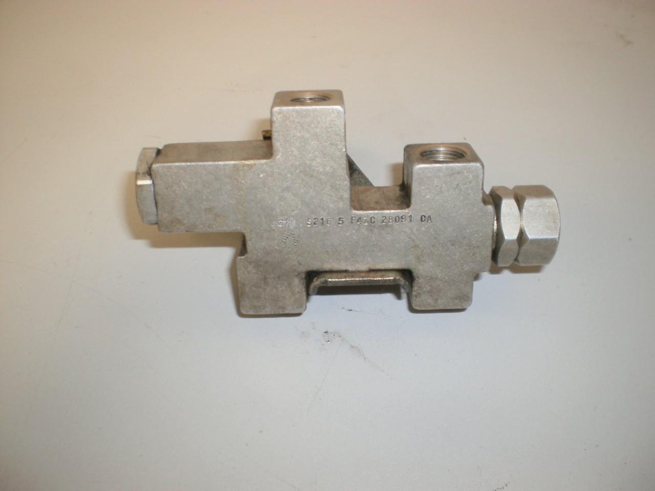 1994 o abs disc brake proportioning