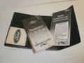 1990 Ford Thunderbird Owners Manual Book & Case