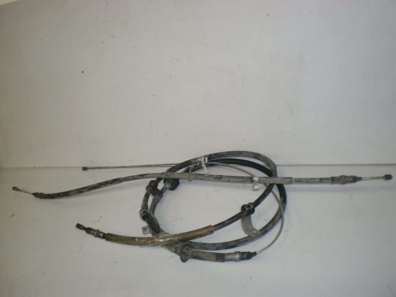 99 Taurus Brake Lines : Ford taurus emergency e brake line cables rear disc