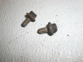 1997-2002 Ford Escort Tracer 2.0 2000 SOHC Engine Oil Pan Flywheel Inspection Cover Trim Mounting Bolts