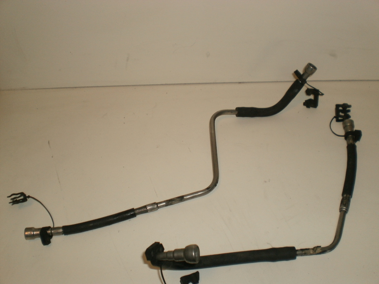1998 Ford Mustang Flexible Fuel Line Pump To Filter
