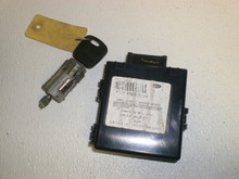 P on 2002 ford explorer control module