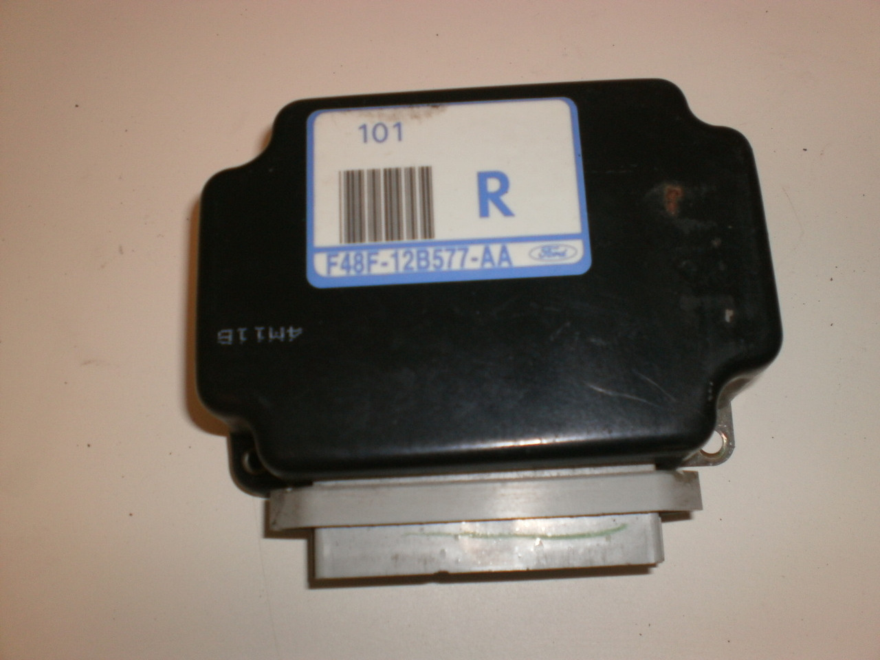 1994 1995 Ford Mustang Fuel Fan A C Control Module Relay