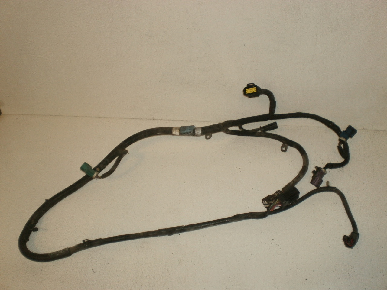 Wiring Harness For 00 Mustang V6 Automatic Electrical Diagram 2000 Pontiac Grand Prix Engine Water Pump On A 3 8 Motor 1994 1998 Ford Coolant Heater Bypass Pipe 1999