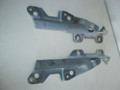 1994-2004 Ford Mustang Hood Hinges Left Right Silver
